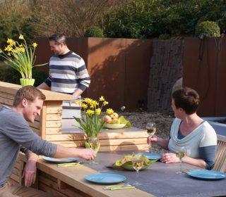 Dukat Gartenküche